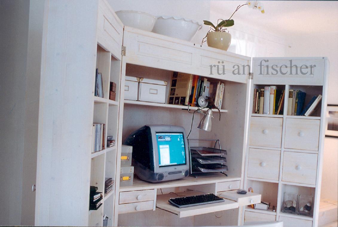 rü-an-fischer Möbeldesign Computerschrank CS-02