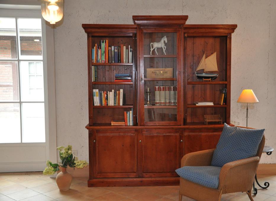r an fischer m beldesign b cherschrank. Black Bedroom Furniture Sets. Home Design Ideas